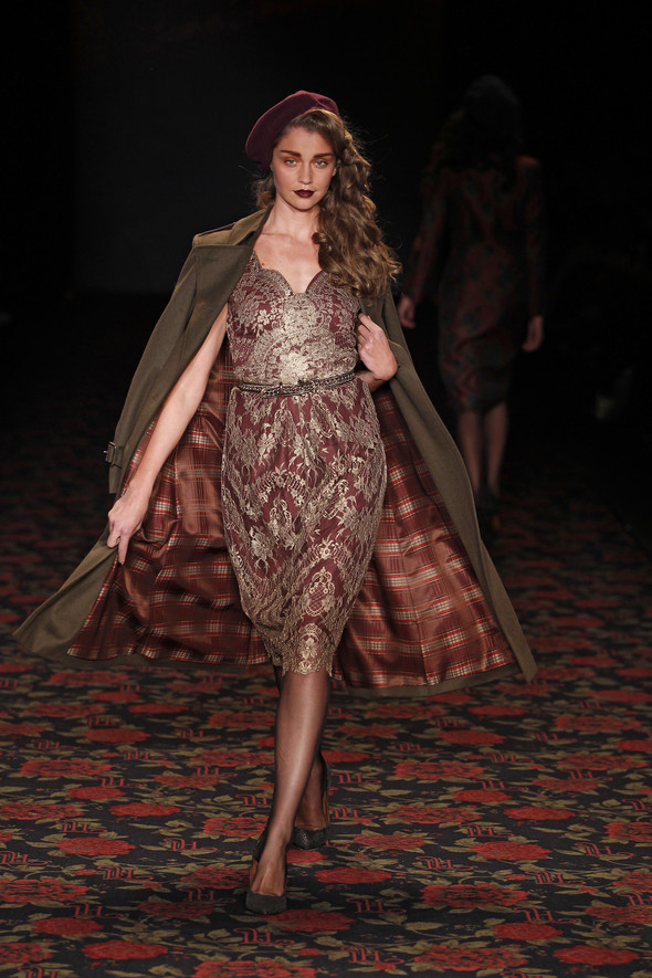 Berlin Fashion Week A/W 2012: Lena Hoschek. Изображение № 28.