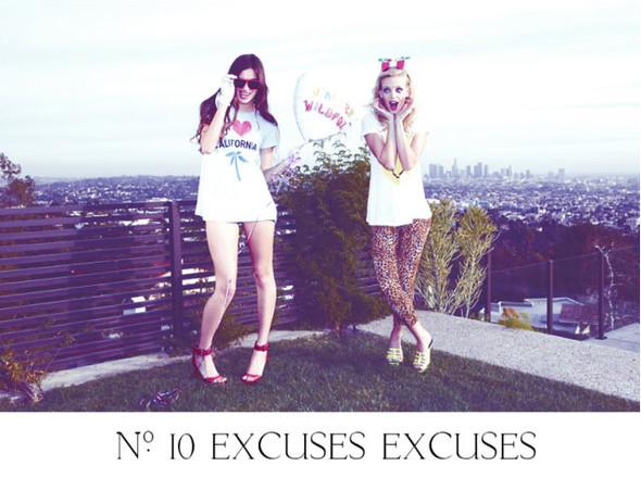 Lauren Ward дляWildfox couture. Изображение № 11.