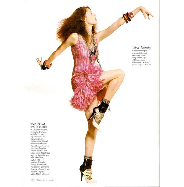Новые съемки: i-D, Vogue, The Gentlewoman и другие. Изображение № 13.