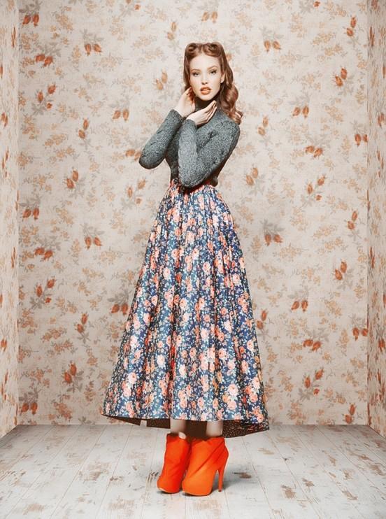 Коллекция осень-зима 2011/12 от Ульяны Сергиенко. Изображение №20.