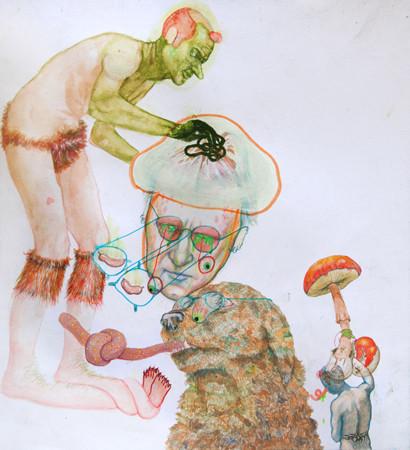 Гид по сюрреализму. Изображение №181.