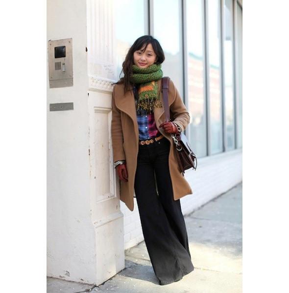 Изображение 157. На полях: 10 тенденций уличного стиля с прошедших недель моды.. Изображение № 157.