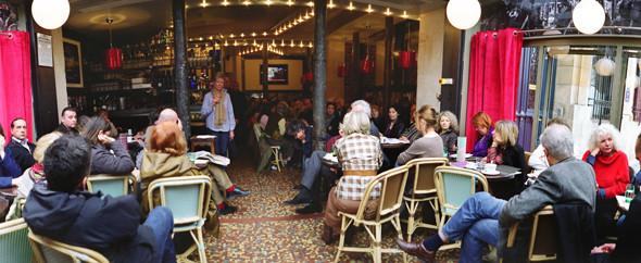 Изображение 47. Парижские кафе.. Изображение № 49.