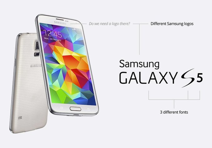 Дизайнер предложил ребрендинг Samsung . Изображение № 4.