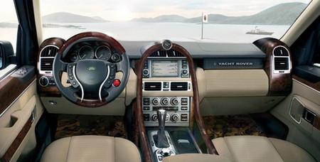 Яхт-дизайн внедорожника Range Rover Superyacht. Изображение № 3.
