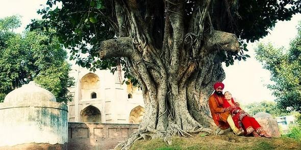Надя иЧаранджит – Индийская сказка. Изображение № 71.