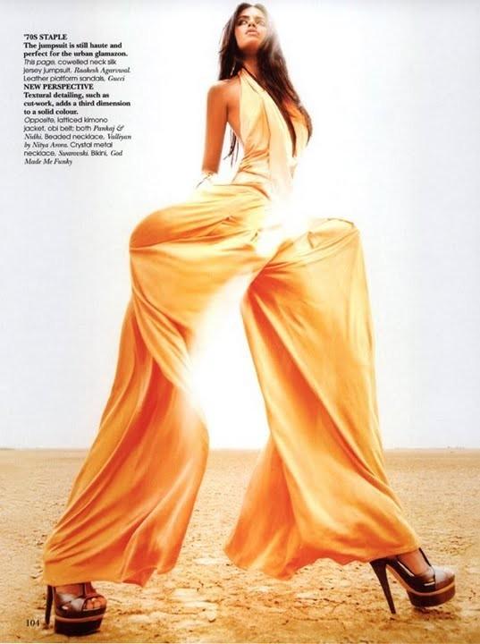 Индийские модели. Изображение № 10.