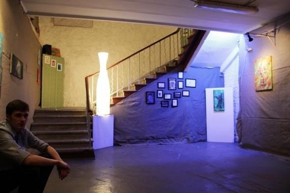 Изображение 10. Открытие персональной выставки Димы Snils'a.. Изображение № 10.