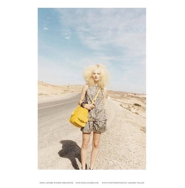 Изображение 30. Рекламные кампании: Celine, Marc Jacobs, Miu Miu и другие.. Изображение № 36.