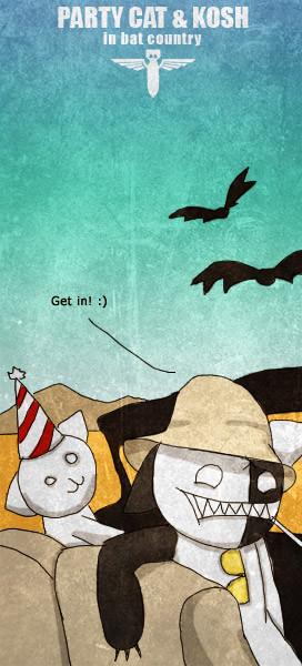 KOSH и его друзья. Изображение № 16.
