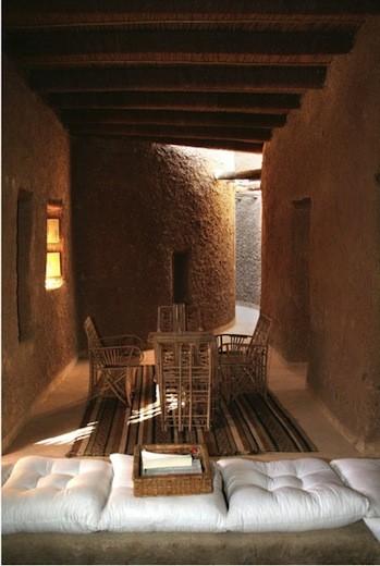 А-ля натюрель: материалы в интерьере и архитектуре. Изображение № 30.