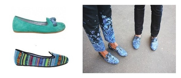 Слиперы – обувь модного комфорта!. Изображение № 1.