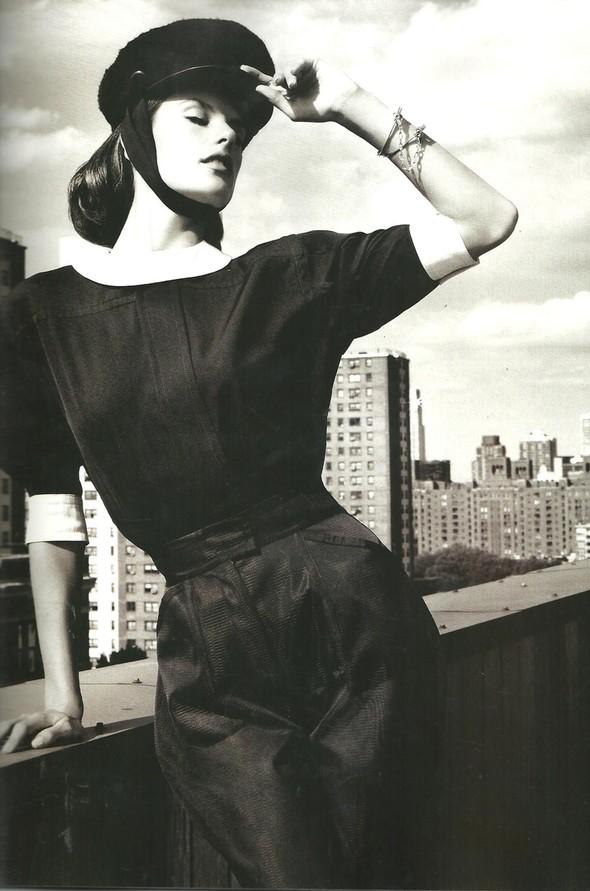 Съёмка: Алессандра Амбросио для Vogue. Изображение № 5.