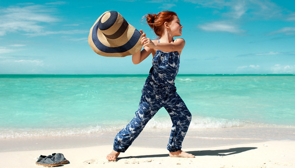 Кампании: Armani Exchange, Gap и H&M. Изображение № 17.