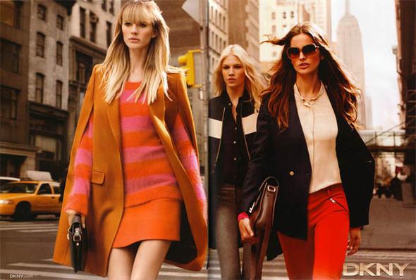Изображение 2. Превью кампаний: Gucci, DKNY и другие.. Изображение № 1.