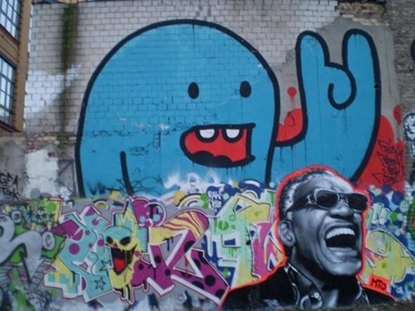 Изображение 29. Берлин: музыкальные фестивали, граффити, места.. Изображение № 32.