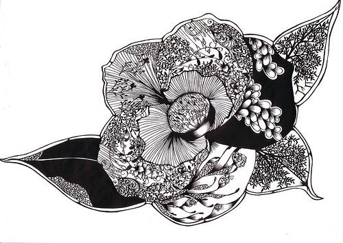 Необыкновенные кружева изобычной бумаги. Hina Aoyama. Изображение № 10.