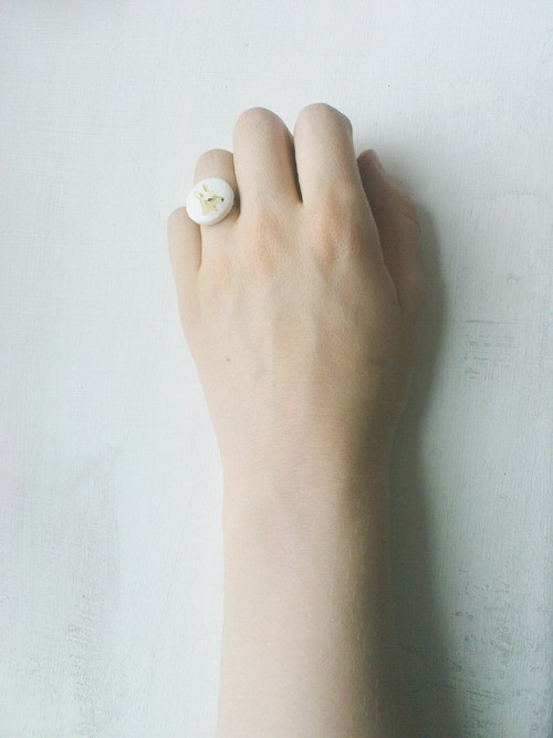 My white room.forest animals rings. Изображение № 5.