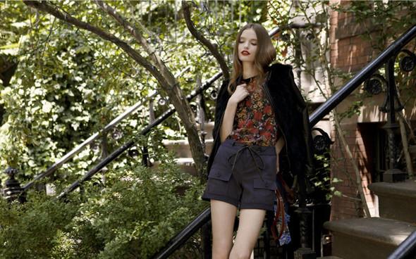 Кампания: Jill by Jill Stuart FW 2011. Изображение № 4.