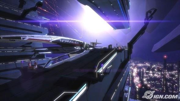 Видеоигра Mass Effect станет фильмом. Изображение № 2.