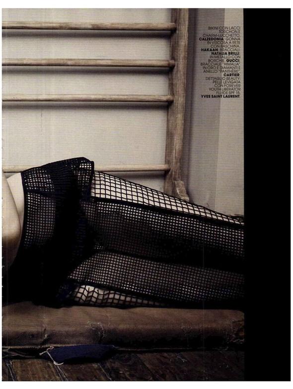 Съемки: Vogue, Numero, Tush и другие. Изображение №43.
