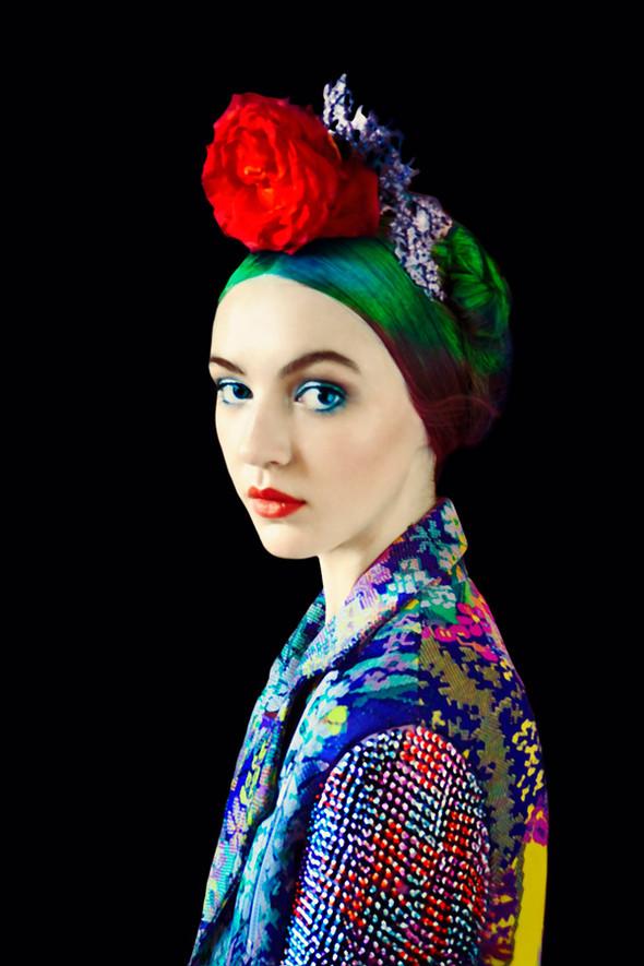 Лукбук: Mary Katrantzou SS 2012. Изображение № 4.