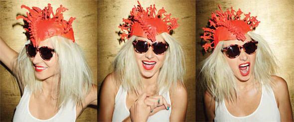 Лукбук: Sass & Bide Eyewear 2011. Изображение № 12.
