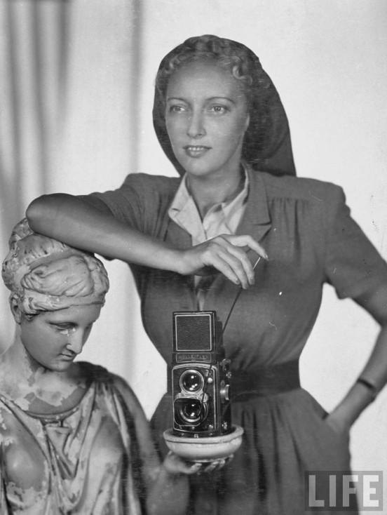 Нина Лин – легендарная женщина-фотограф. Изображение № 2.