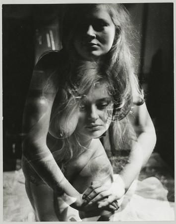 Части тела: Обнаженные женщины на фотографиях 50-60х годов. Изображение № 147.