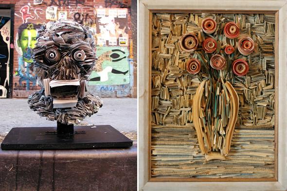 Дизайн-дайджест: Книга мифов о Бэнкси, выставка Ай Вэйвэя и арт-ярмарка FIAC в Париже. Изображение № 84.