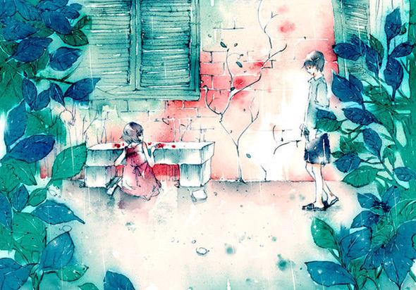 Китайская иллюстрация. Изображение № 5.