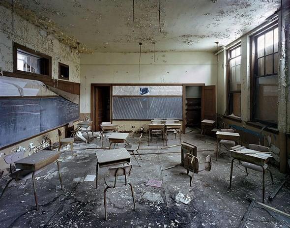 Изображение 11. Руины Детройта в парижской галерее.. Изображение № 11.