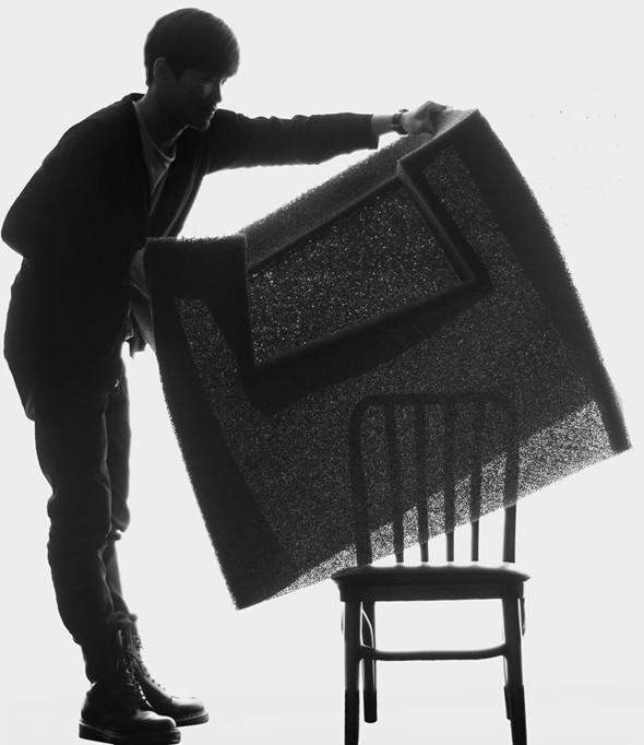 Одежда для мебели от студии MAEZM. Изображение № 2.