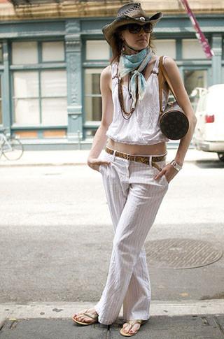 Какодевается молодежь вНью-Йорке. Изображение № 44.