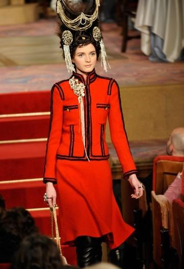 Россия глазами Chanel. Изображение № 7.