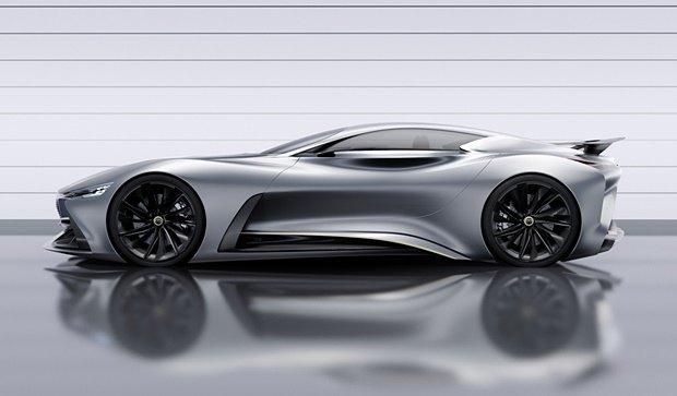 Концепт: суперкар Infiniti для игры Gran Turismo. Изображение № 4.