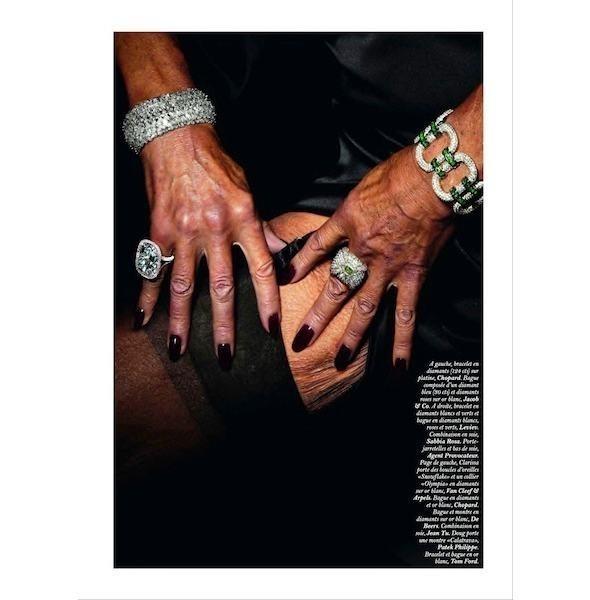 Гид по новому номеру французского Vogue под редакцией Тома Форда. Изображение № 20.
