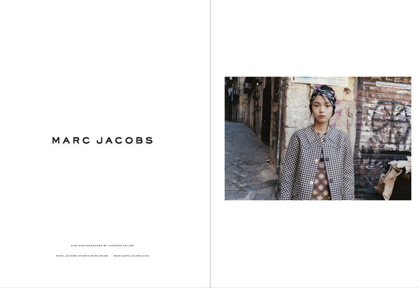 Кампания: Marc Jacobs SS 2012. Изображение № 3.