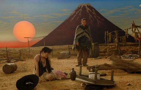 Сакэяпонамама: «Сукияки Вестерн Джанго» в широком прокате. Изображение № 1.