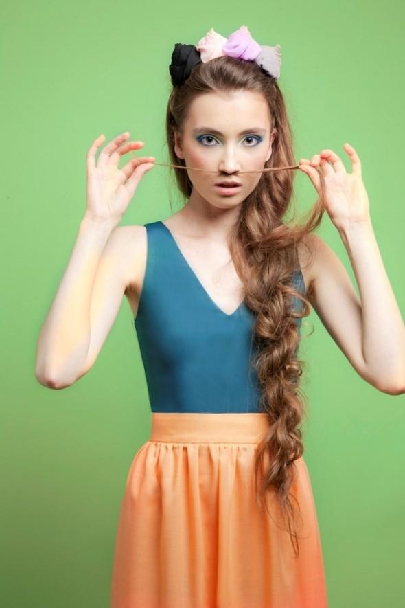 """Коллекция ANaзarova """"BLOSSOM"""" Summer 2012 для BACKSTAGE showroom. Изображение № 12."""
