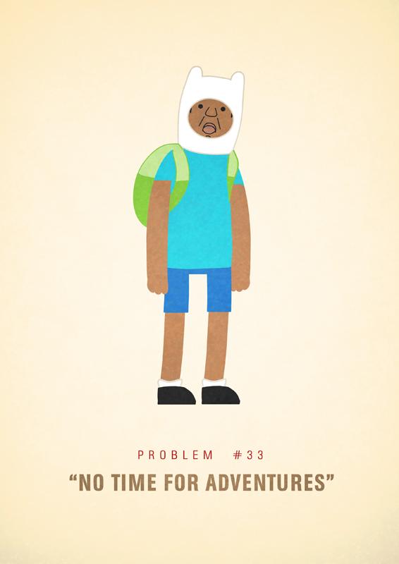 99 проблем Джей-Зи проиллюстрировали. Изображение № 1.