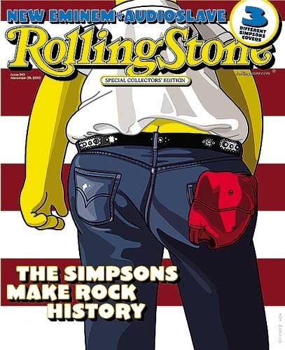 Мардж Симпсон попадет наобложку Playboy. Изображение № 4.