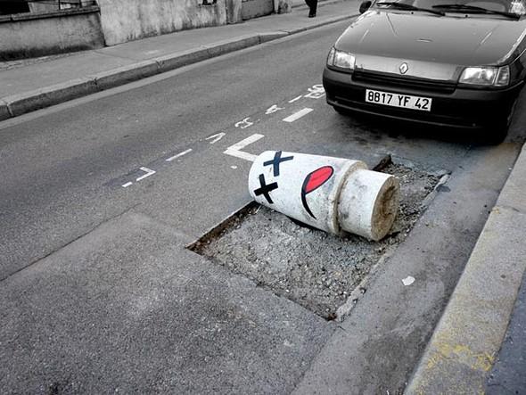 Креативный street-art. Изображение № 4.