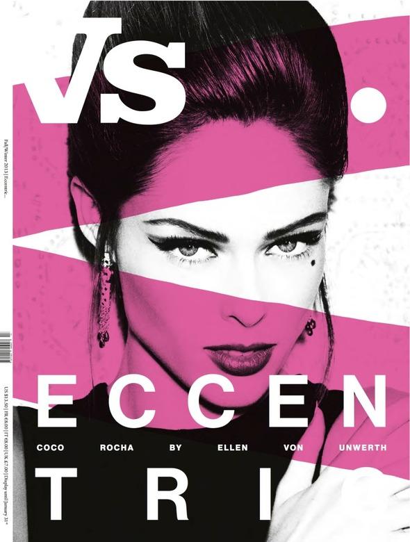 Вышли обложки новых номеров Vogue, Ten, Vs. и Dossier. Изображение № 5.