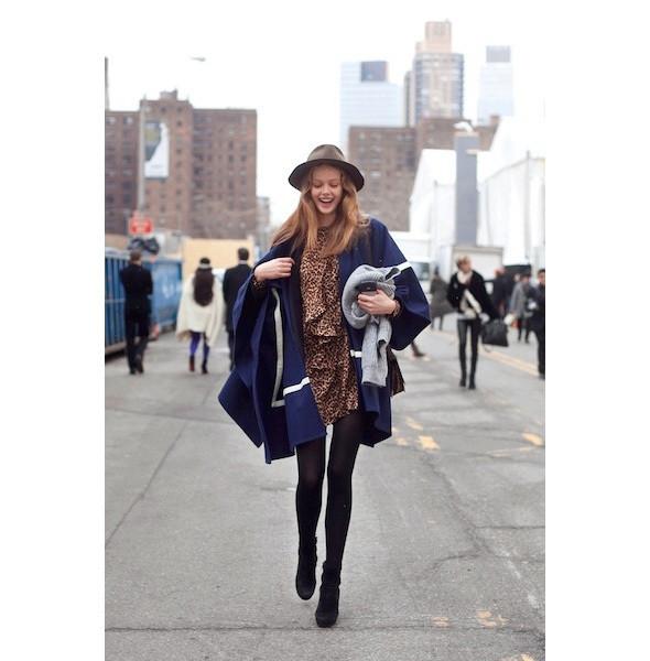 Изображение 101. На полях: 10 тенденций уличного стиля с прошедших недель моды.. Изображение № 101.
