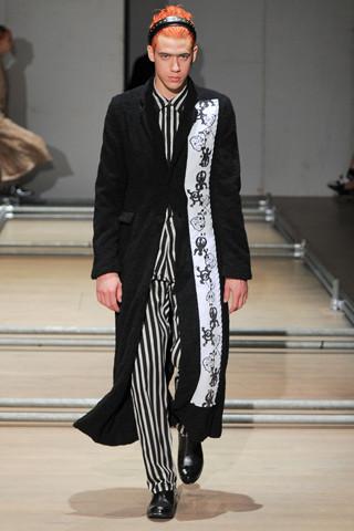 Неделя мужской моды в Париже: День 3. Изображение № 9.