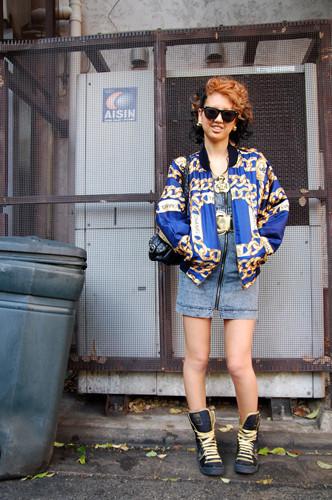 Street fashion from Tokyo. Изображение № 30.