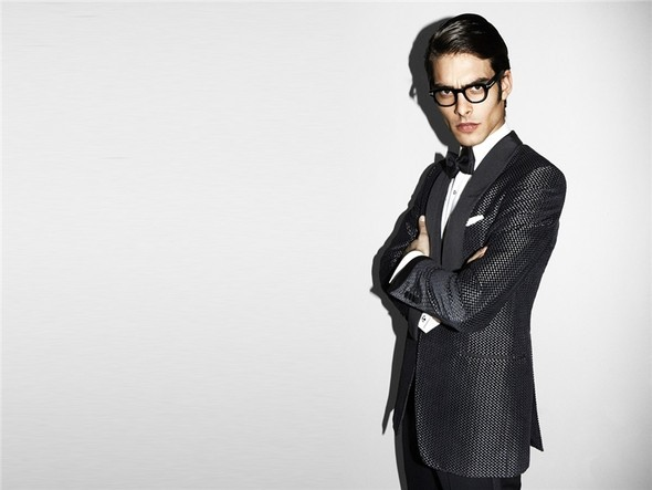 Tom Ford для Tom Ford Eyewear и Tom Ford FW 2009. Изображение № 6.