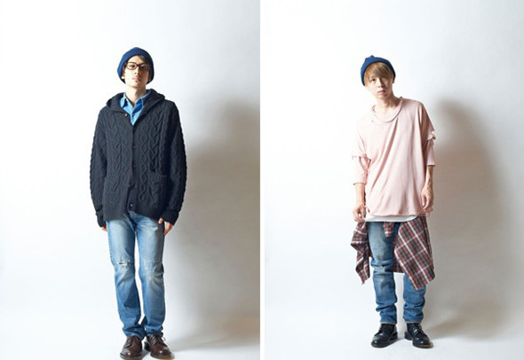 Victim Fall/Winter2012 Collection Lookbook. Изображение № 2.