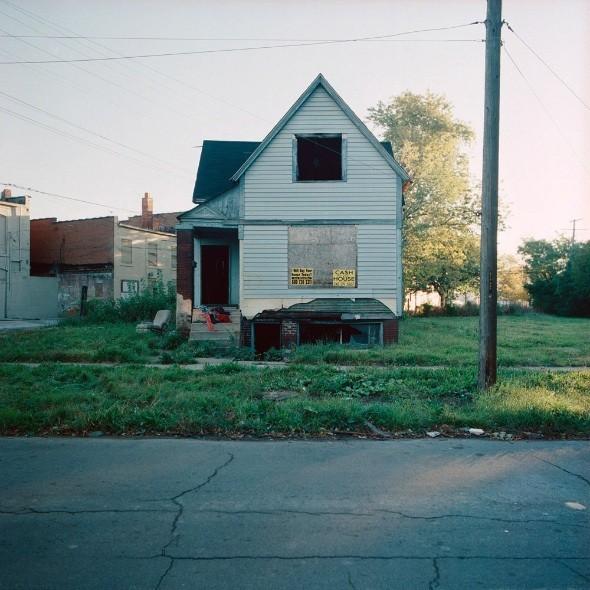 100 заброшенных домов. Изображение № 15.